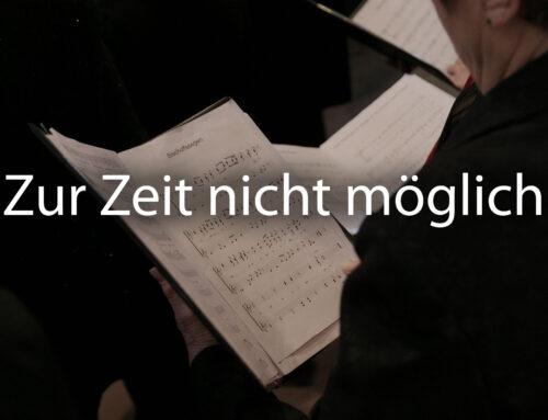 Chorprojekt