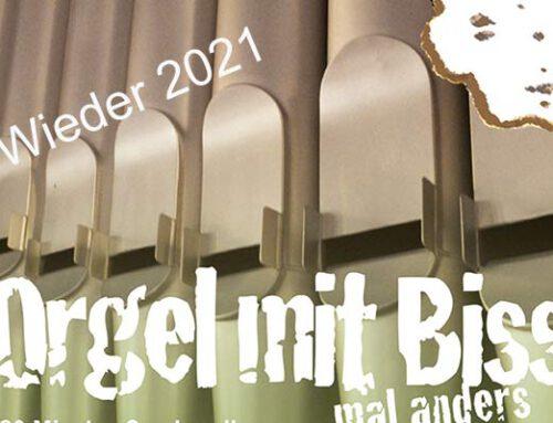 Orgel mit Biss in Stephanus
