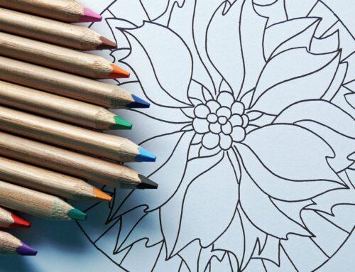 Mandala malen – Mitten im Leben