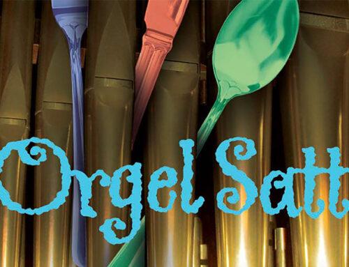 Orgel Satt in St. Paul